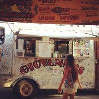 Photo taken at Giovanni's Shrimp Truck by Ja S. on 7/9/2013