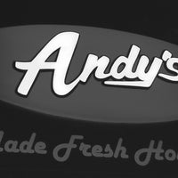 Photo taken at Andy's Frozen Custard by Paulina on 4/13/2013