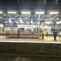 Photo taken at Central Station (Platforms 16 & 17) by Brian C. on 12/14/2012