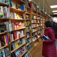 Photo taken at BookCourt by Peter H. on 3/24/2013