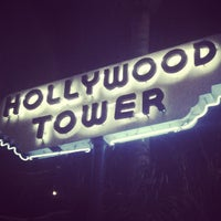 Photo taken at Hollywood Tower by Tony R. on 6/1/2013