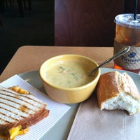 Photo taken at Panera Bread by Tammie D. on 12/12/2012