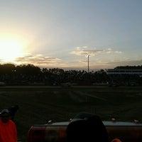 Photo taken at Delaware International Speedway by Aaron C. on 10/20/2012
