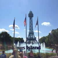 Photo taken at Kings Island by Larry J. on 7/29/2013