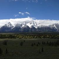 Photo taken at Grand Teton National Park by Terrone C. on 5/31/2013