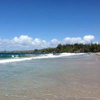 Photo taken at D.T. Fleming Beach Park by Linda K. on 2/20/2013