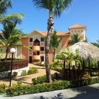 Photo taken at Grand Bahia Principe Bavaro by Владимир К. on 2/28/2013