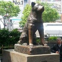 Photo taken at Shibuya Station by Tbowy on 4/23/2013