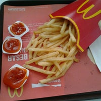 Photo taken at McDonald's by frida a. on 10/19/2012