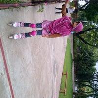 Photo taken at Dunia Inline Skate by Gita N. on 2/16/2014