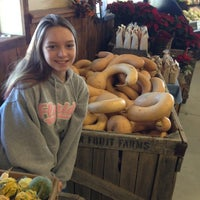 Photo taken at Flinchbaugh's Orchard and Market by Jim R. on 11/17/2012