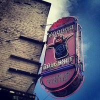 Photo taken at Voodoo Doughnut by Heather S. on 5/25/2013