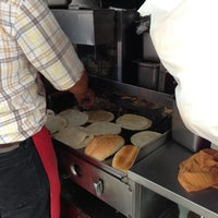 Photo taken at Antojitos Mexicanos by R L. on 10/8/2012
