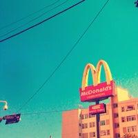 Photo taken at McDonald's by Jonas on 4/14/2013