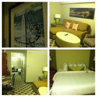 Photo taken at Hilton Garden Inn Washington DC Downtown by Johnika D. on 12/22/2012