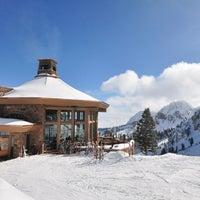 Photo taken at Snowbasin Resort by Chris C. on 12/28/2012