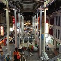 Photo taken at Chinatown MRT Interchange (NE4/DT19) by hoya_t on 10/31/2012