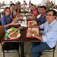 Photo taken at Restaurante Makro by Samuel R. on 1/24/2014