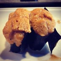 Photo taken at Sushi Masu by Jessica Y. on 9/25/2013