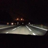 Photo taken at Autostrada A16 Napoli - Canosa by Maxio75 on 12/27/2013