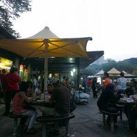 Photo taken at East Coast Lagoon Food Village by Rodney L. on 6/23/2013