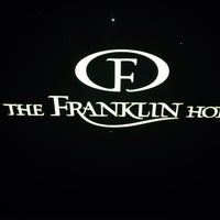 Photo taken at The Franklin Hotel by John-david F. on 6/10/2015