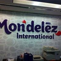 Photo taken at Mondelēz International Russia by Oleksiy on 12/24/2012