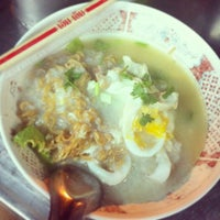 Photo taken at ร้านแม่ตุ่ม ไวไว+โจ๊ก (มาม่าโรงโป๊ะ) by Pinky on 2/2/2013