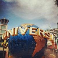Photo taken at Universal Studios Singapore by Peter P. on 5/2/2013