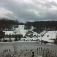 Photo taken at Shawnee Mountain Ski Area by Tim C. on 1/1/2013