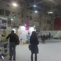 Photo taken at Bologna Children's Book Fair by Filippo O. on 3/28/2013