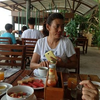 Photo taken at Amantra Resort & Spa Koh Lanta by Yingnoy B. on 5/9/2013