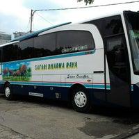Photo taken at Safari Dharma Raya (OBL) by Mhanafi I. on 1/31/2014
