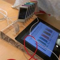 Photo taken at Apple Southdale by Fiery L. on 10/14/2012