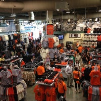 Photo taken at Giants Dugout Store by Radford N. on 4/23/2013