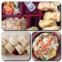 Photo taken at Juno's Sushi Steak & Seafood by Mar on 1/25/2013