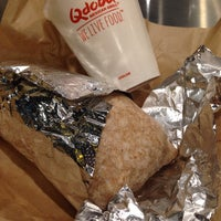 Photo taken at Qdoba Mexican Grill by Maryah on 11/25/2013