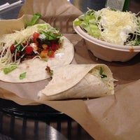 Photo taken at Qdoba Mexican Grill by Maryah on 3/28/2014