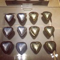 Photo taken at Fran's Chocolates by Gene D. on 10/15/2013