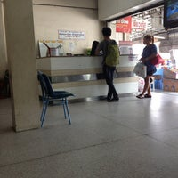 Photo taken at ท่ารถ บริษัท ศรีราชาทัวร์ จำกัด หนองมน by Byulla on 3/18/2013