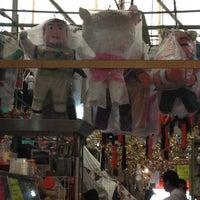 Photo taken at Mercado 24 de Agosto by Guillerme G. on 10/31/2012