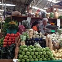 Photo taken at Mercado 24 de Agosto by Guillerme G. on 10/17/2012
