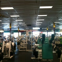 Photo taken at 24 Hour Fitness by Marie-Térese S. on 9/20/2012