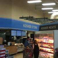 Photo taken at The Kosher Store @ HEB by Sagy M. on 6/20/2016