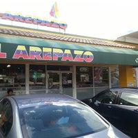 Photo taken at El Arepazo by Vladimir V. on 6/9/2013