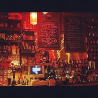 Photo taken at The Amsterdam Bar by Gonzalo M. on 1/19/2013