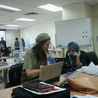 Photo taken at Kuala Lumpur Metropolitan University College (KLMU) by Danial D. on 9/25/2012