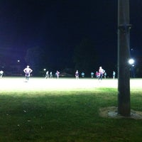 Photo taken at Meadowbank Park by Belle on 11/5/2012