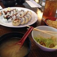Photo taken at Sushi Shack by Alexa on 10/16/2012