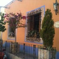 Photo taken at Las Chonas by Jorge S. on 10/30/2012